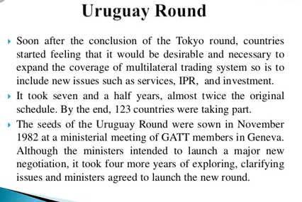 Uruguay Round