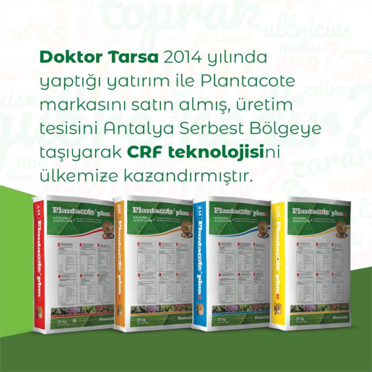 Doktor Tarsa Plantacote