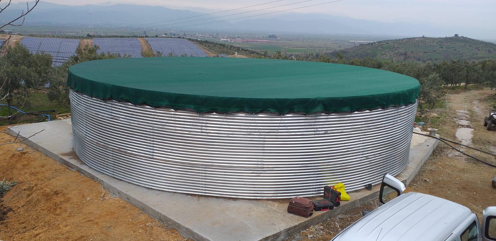 Karaca - ÇelikSu Tankı Projesi