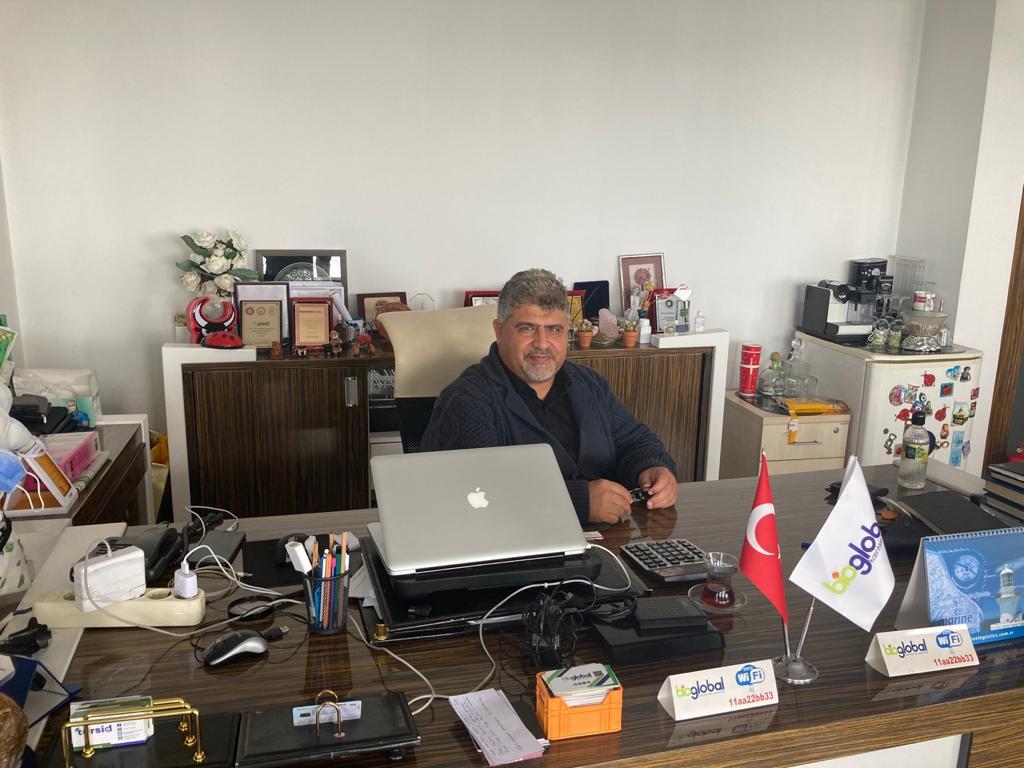 Bioglobal Yönetim Kurulu Başkanı Özgür ATEŞ