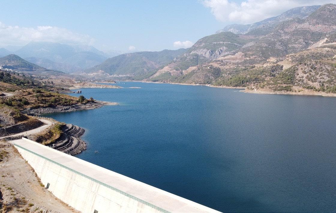 Geçitköy barajı