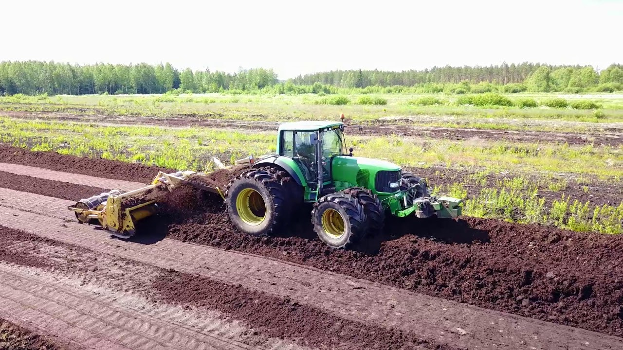 Arazi iyileştirme çalışması