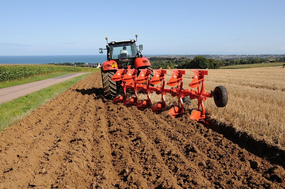 Toprak hazırlığı