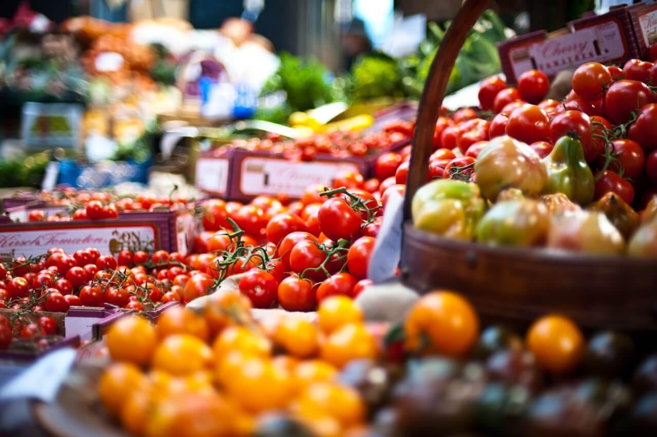 Birleşmiş Milletler Gıda ve Tarım Örgütü (FAO) verilerine göre 2019 yılında Dünyada 5.030.545 hektar alanda, toplam 180.766,33 milyon kg (180.766.330 ton) domates üretildi.