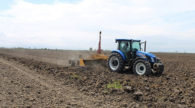 Toprak işleme