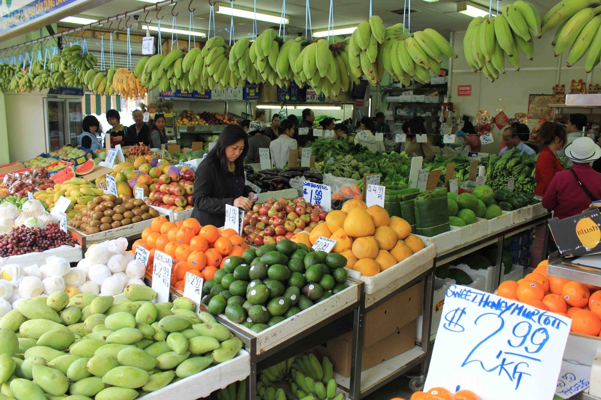 Vietnam, yılda 22 milyar dolarlık tarım ve gıda ürünü ithal ediyor