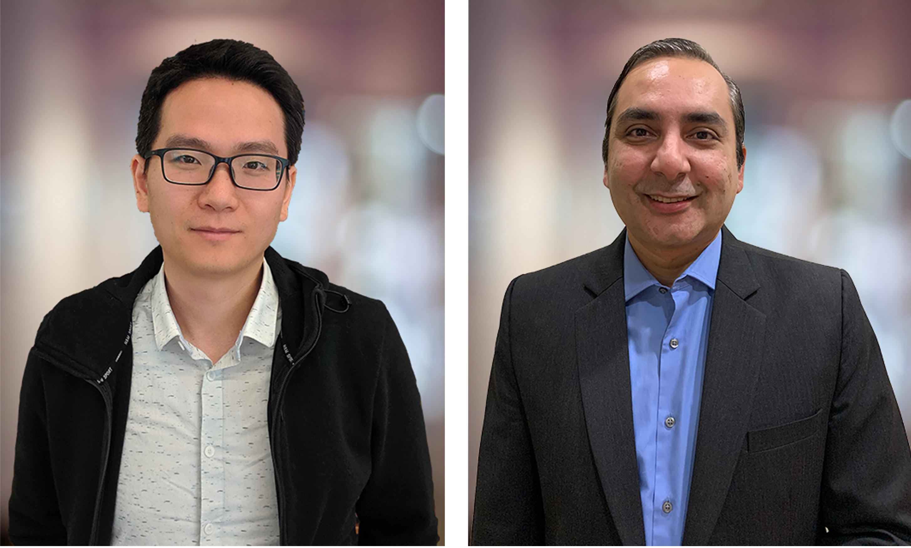 Xiaojian Huang & Shivalik Prasad Join Sibros