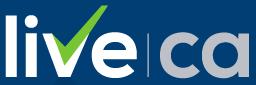 Online Accountant Canada LiveCA Logo