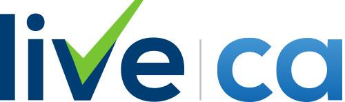 live CA logo