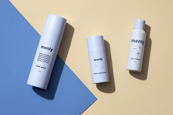 Unboxing:  Menly Skincare