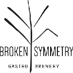 Broken Symmetry Gastro Brewery Logo
