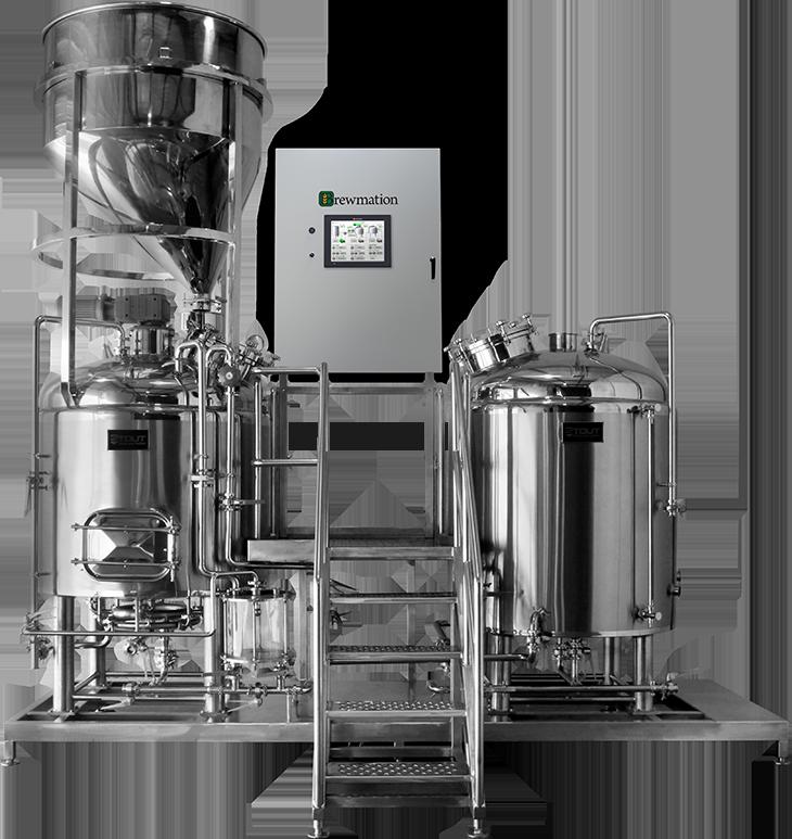 5BBL Brew House Skid System