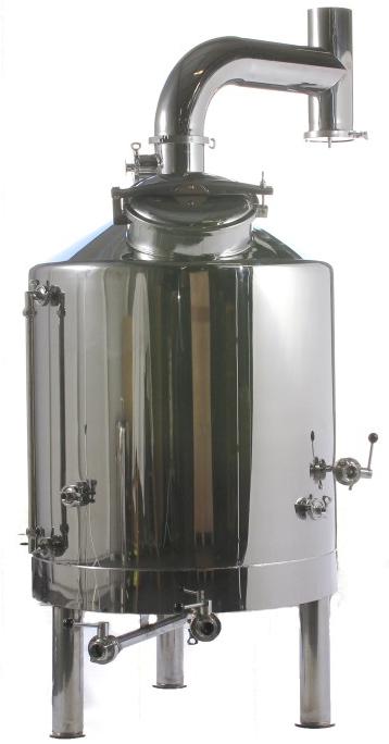 5 BBL Brew Kettle