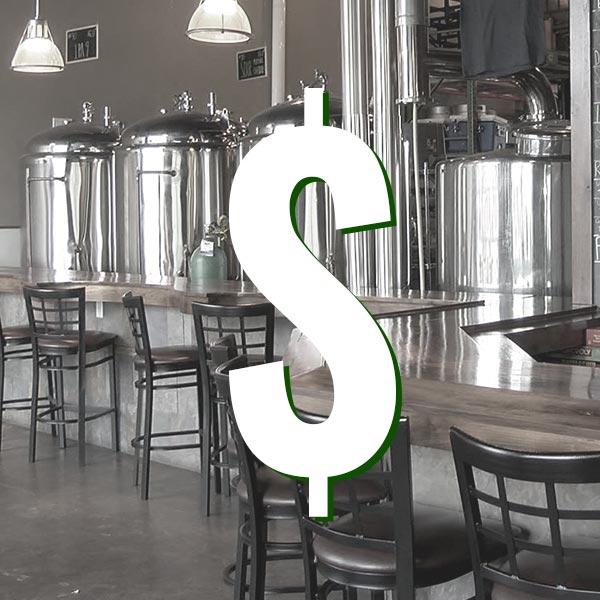 How much does a brewery system cost?