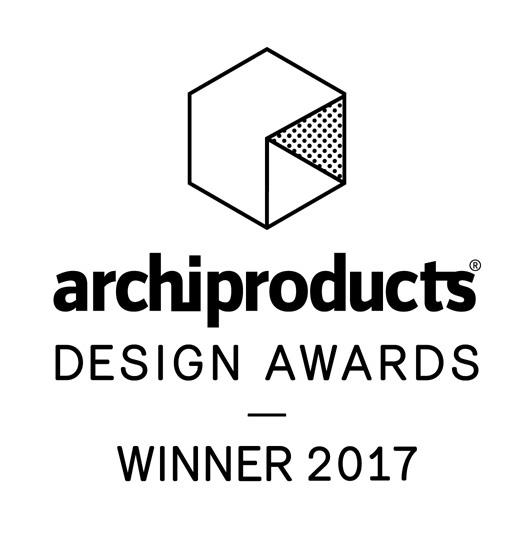 Archiproduct design awards winner 2017 logo