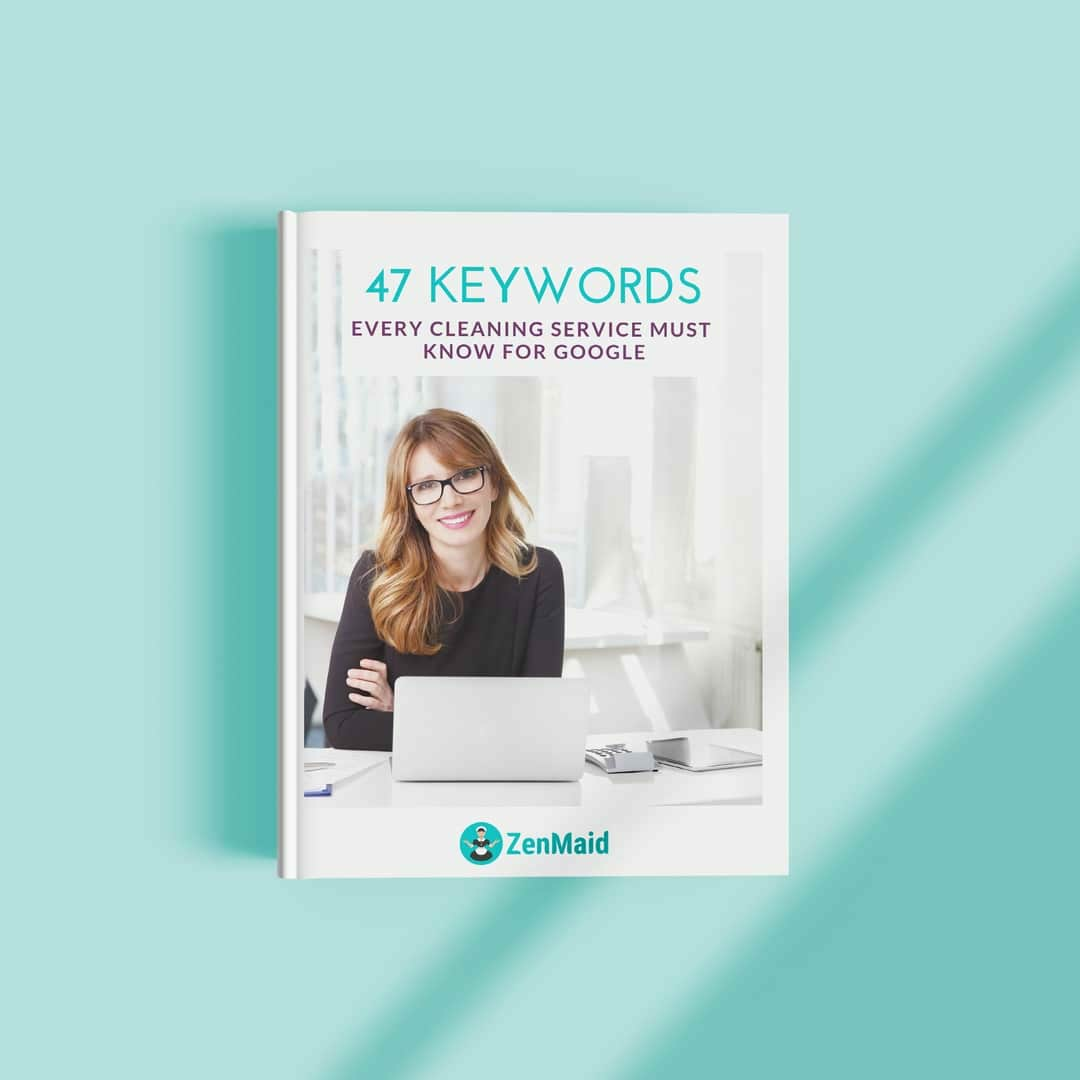 47 Keywords for your Maid Service marketing