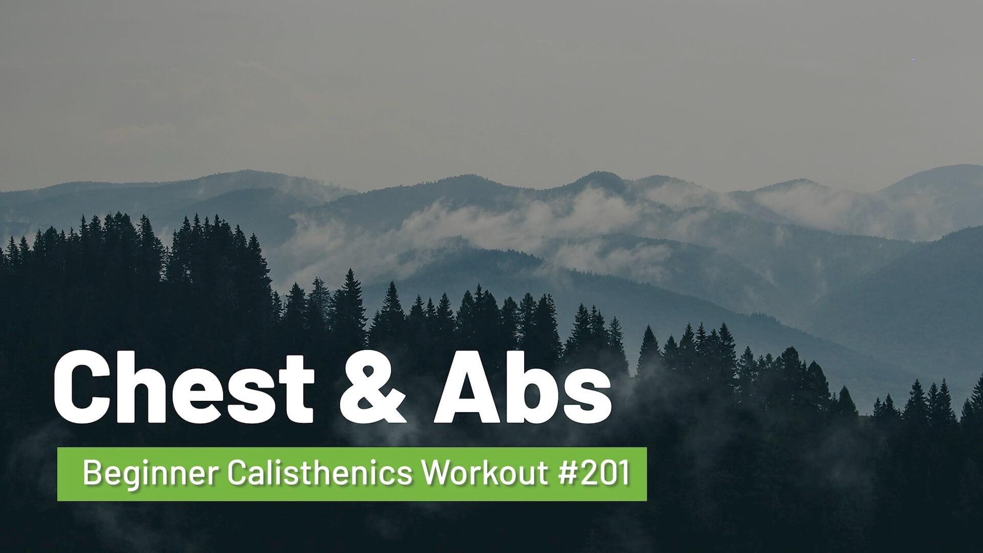 Workout #201