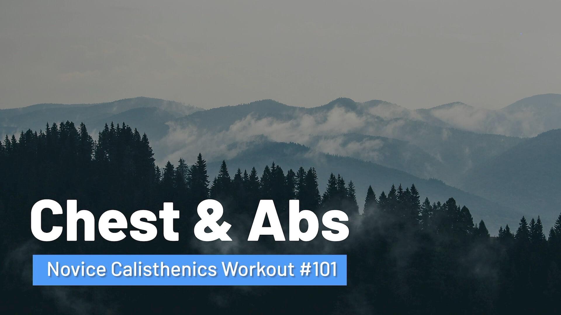 Workout #101