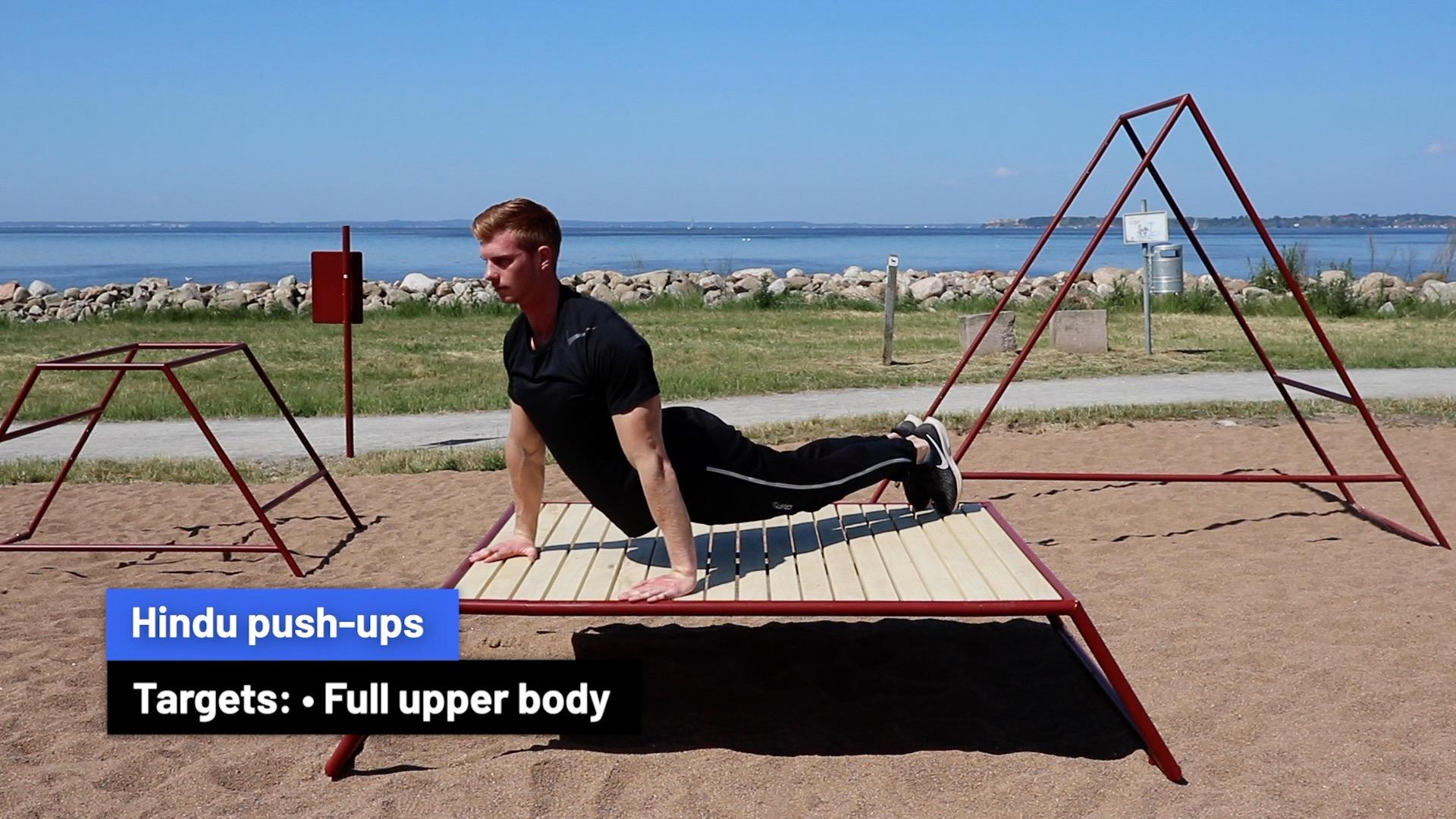 Hindu push-ups