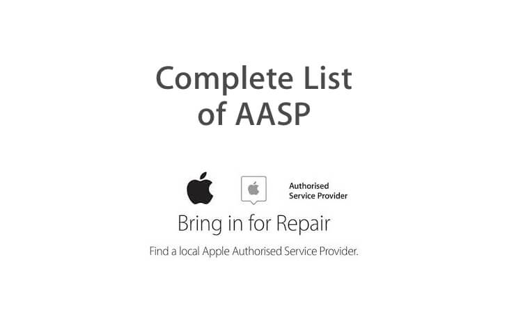 List of Apple Authorised Service Centers in Delhi with Address