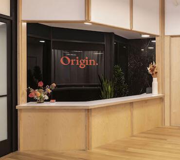 Origin's reception in Los Angeles