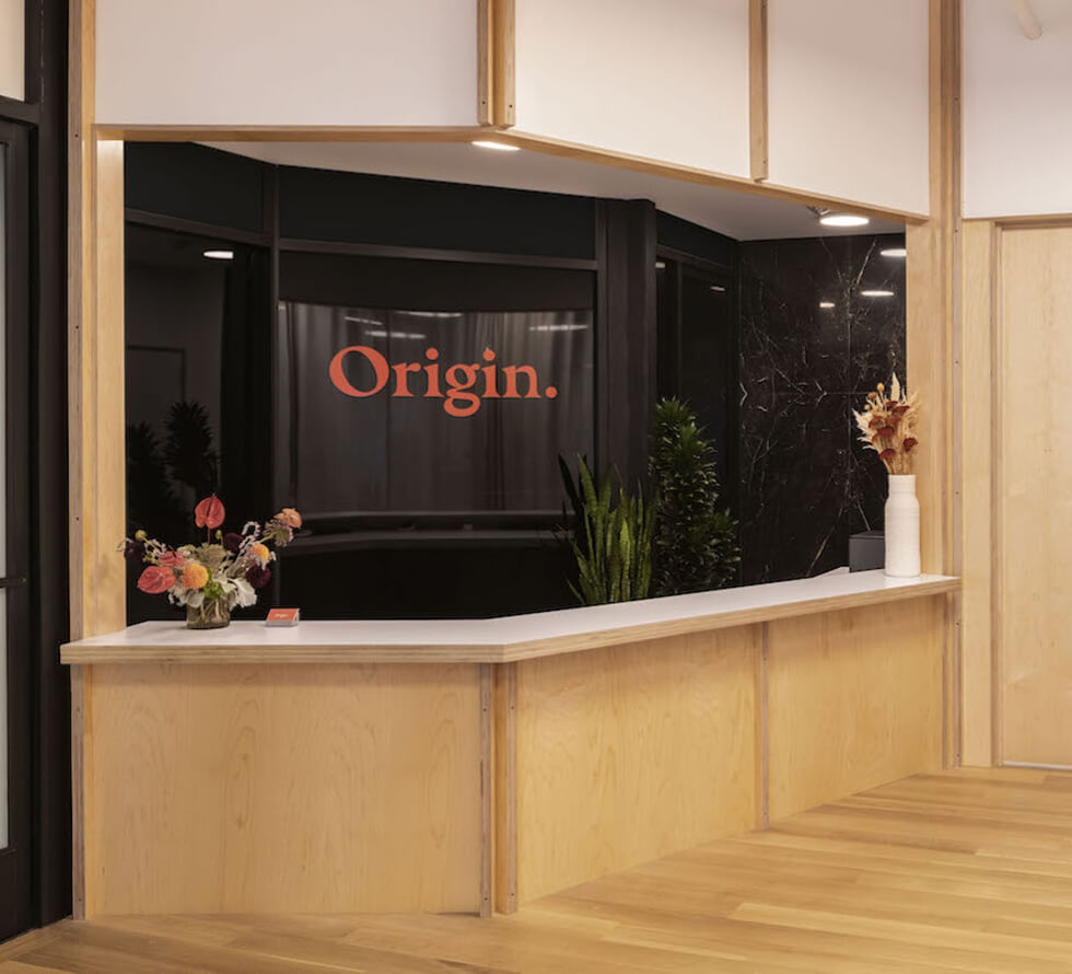 Origin's reception in Los Angeles