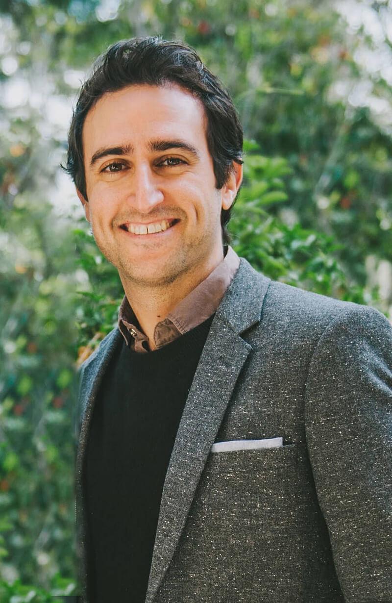 David Yadegar headshot