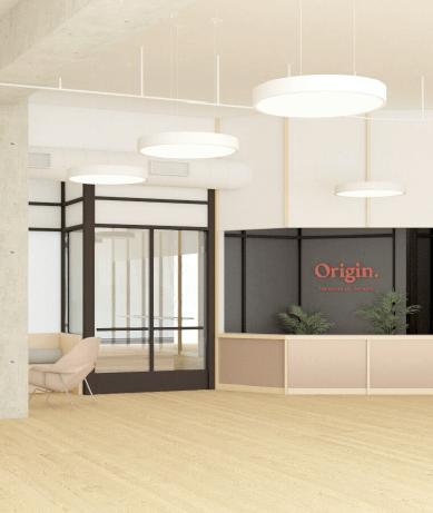Origin office Los Angeles