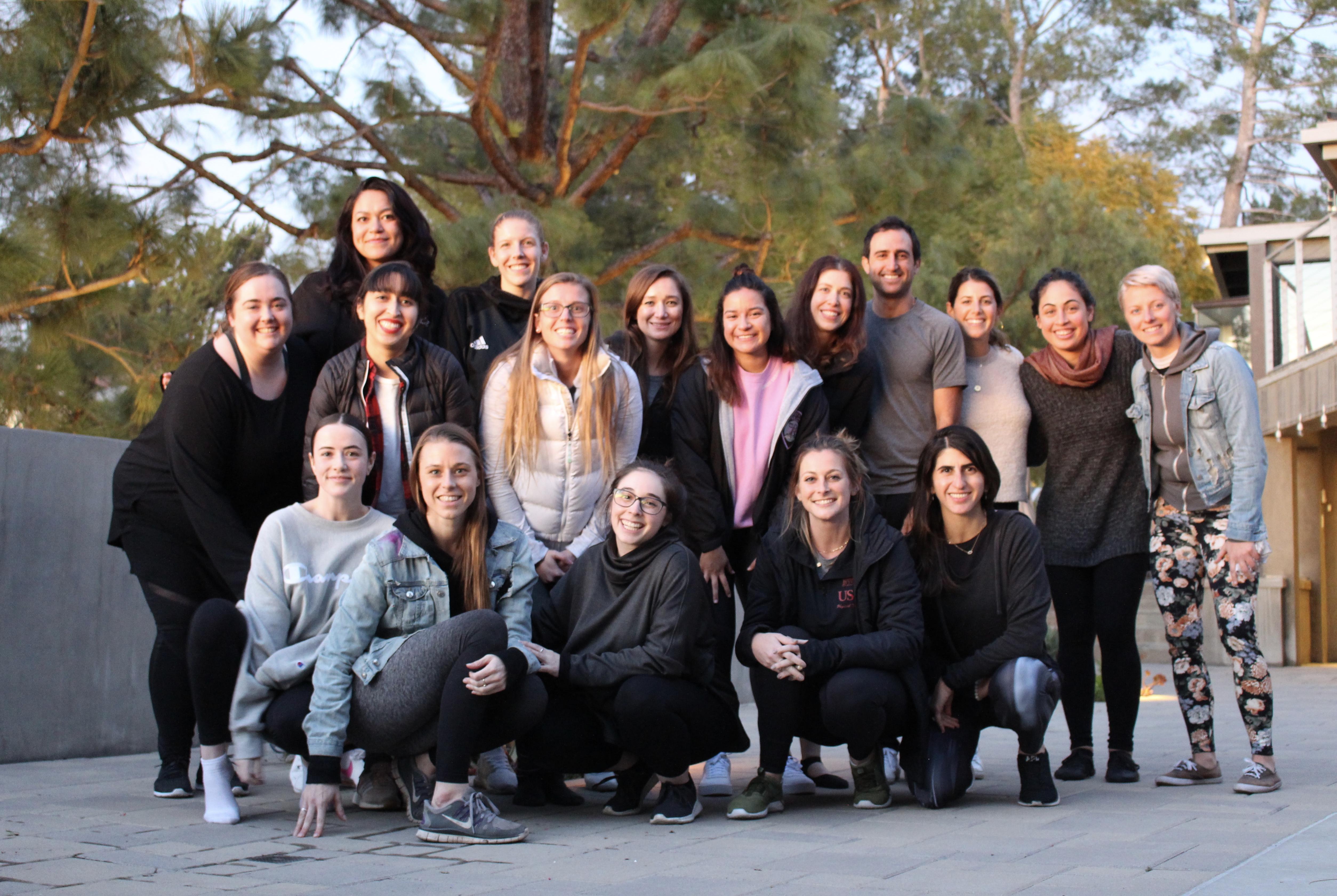 Origin clinical team group photo