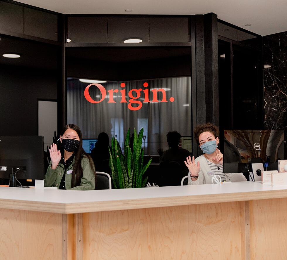Origin Client Experience Team