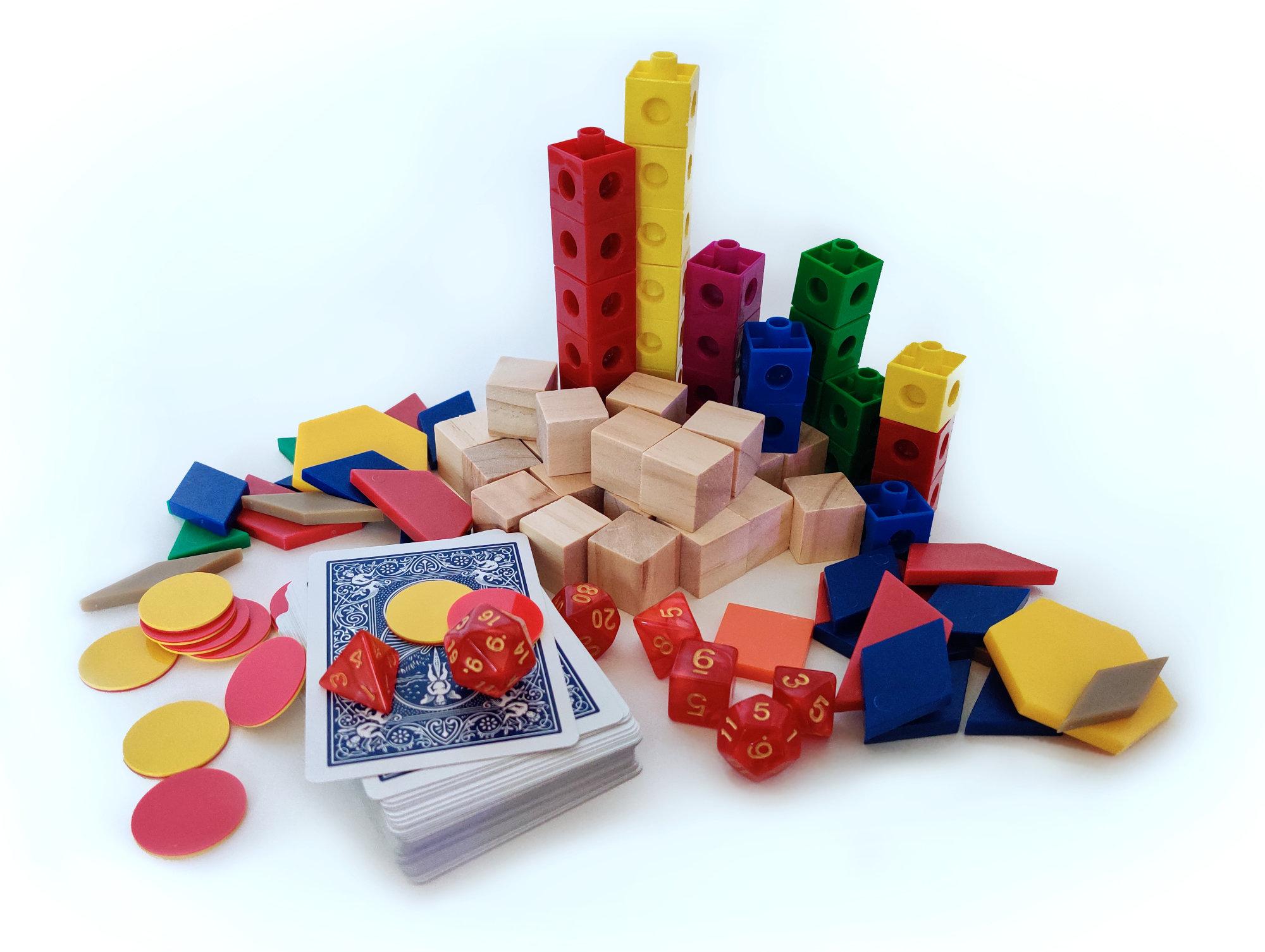 Advanced Math Pack