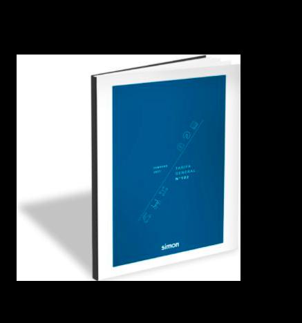 Portada nuevo catálogo SIMON 2021