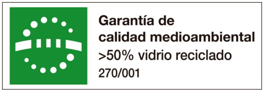 Etiqueta de Garantía de calidad medioambiental Generalitat de Catalunya