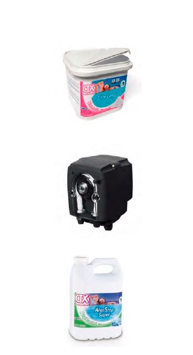 Productos Catálogo Piscina y Tratamiento de Agua Teclisa 2021