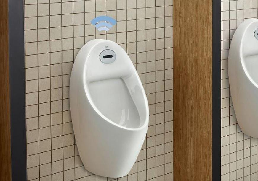 Urinarios electrónicos