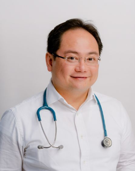 Dr Joseph Santos online doctor in Australia