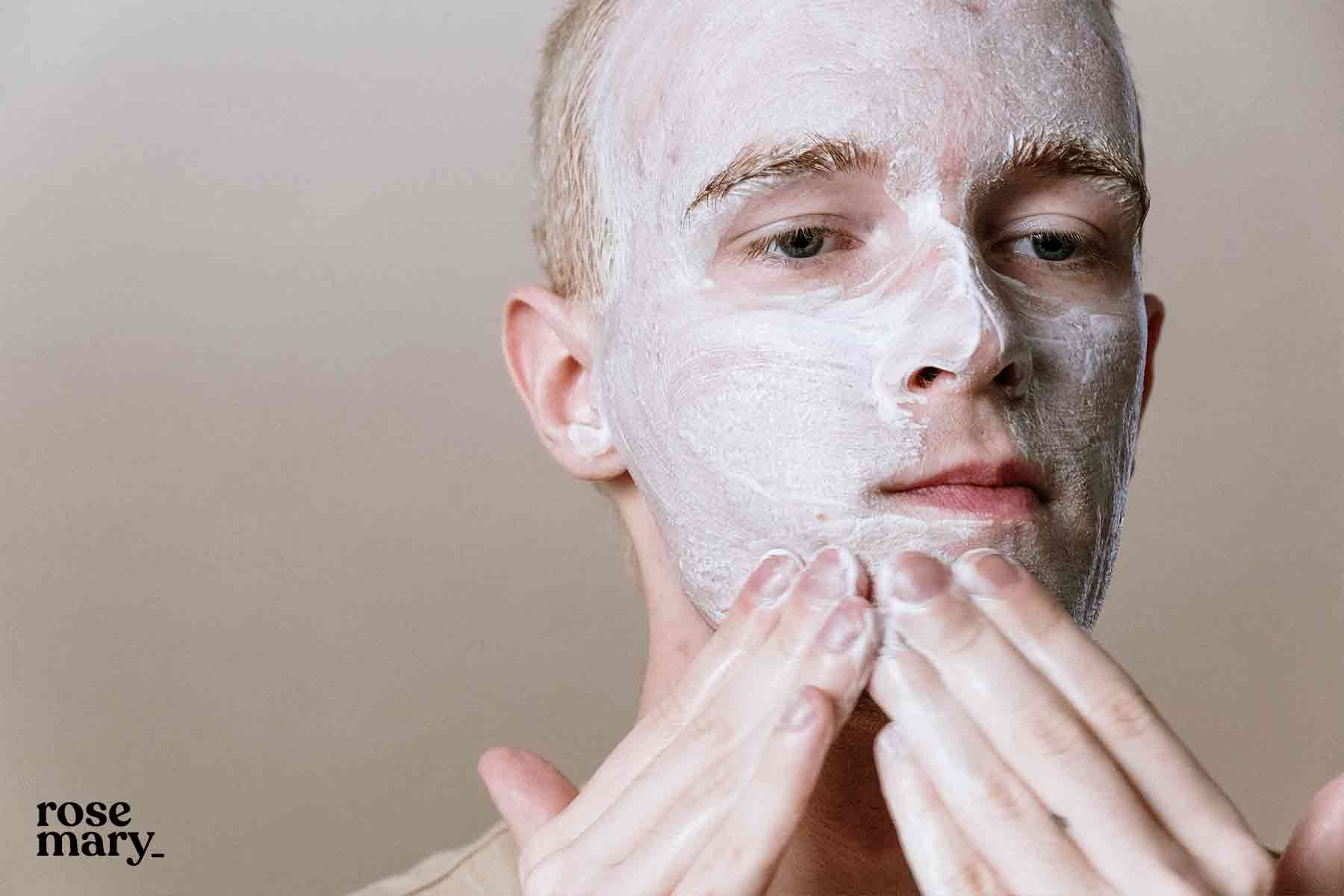 How to apply acne creams