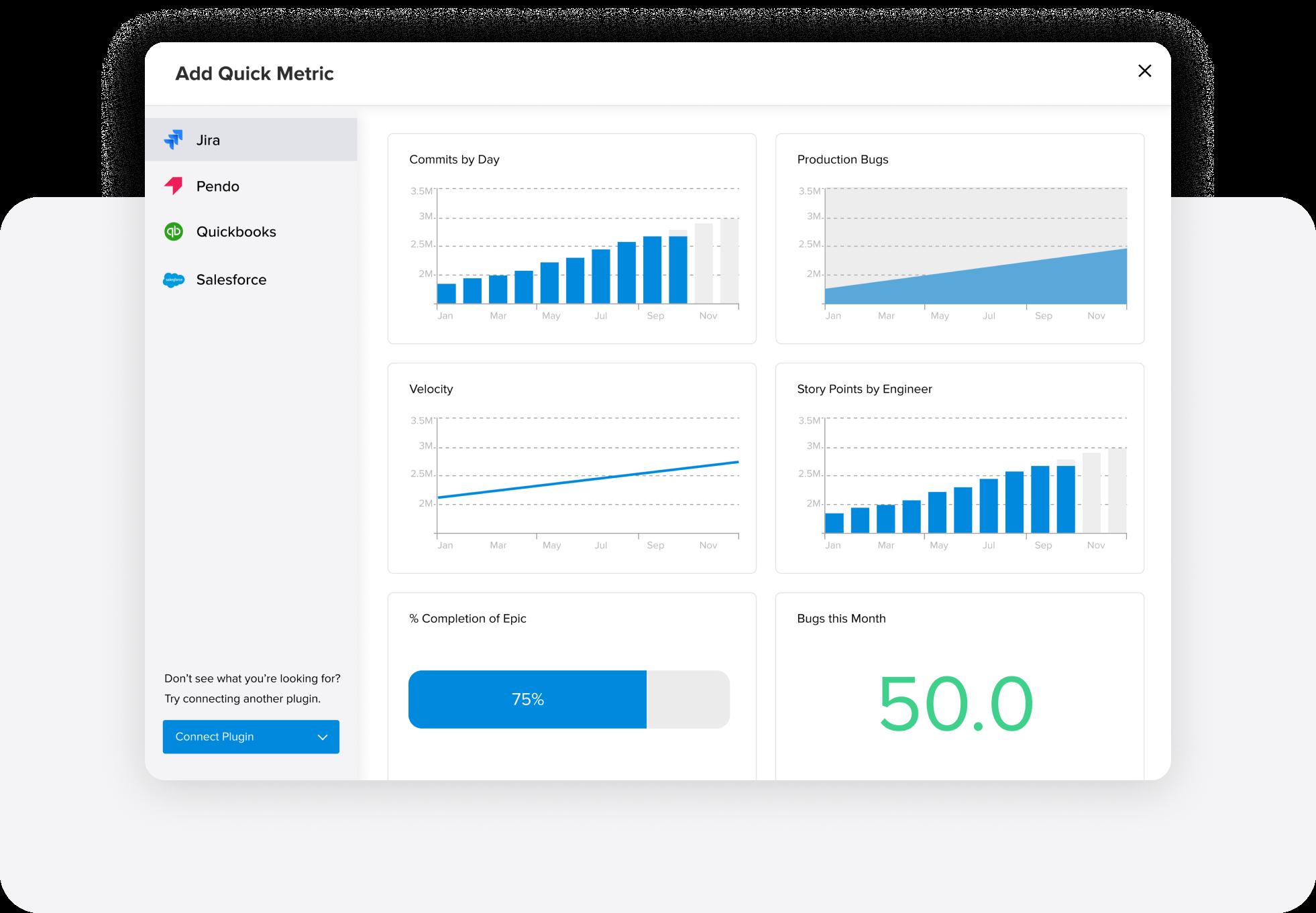 Elate Product Screenshot