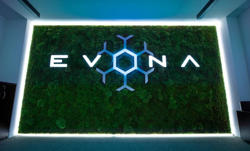 EVONA wall