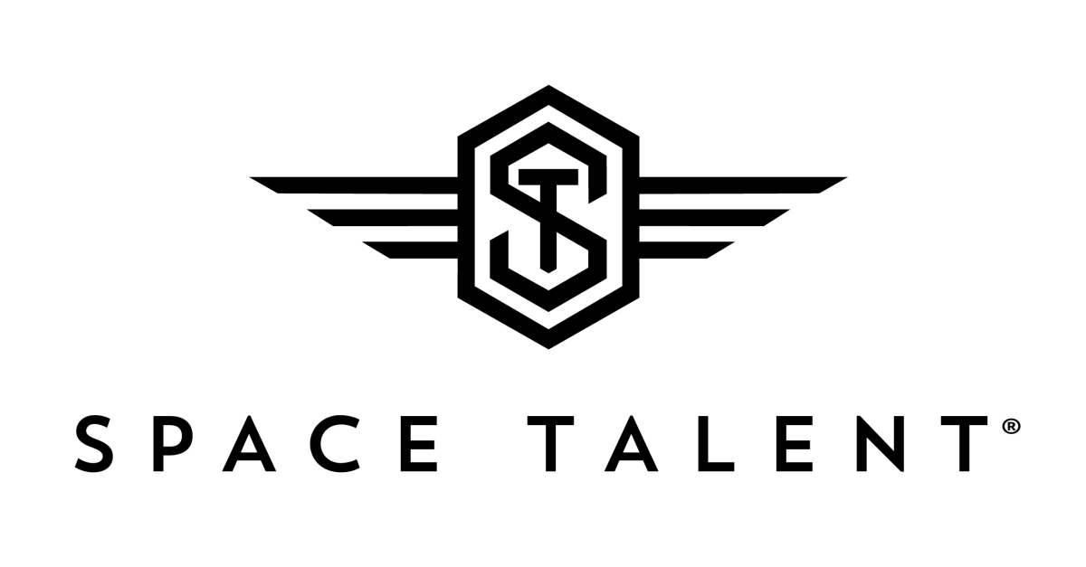 Space Talent Logo