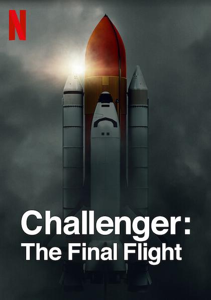 NASA Challenger Rocket Preparing to Launch