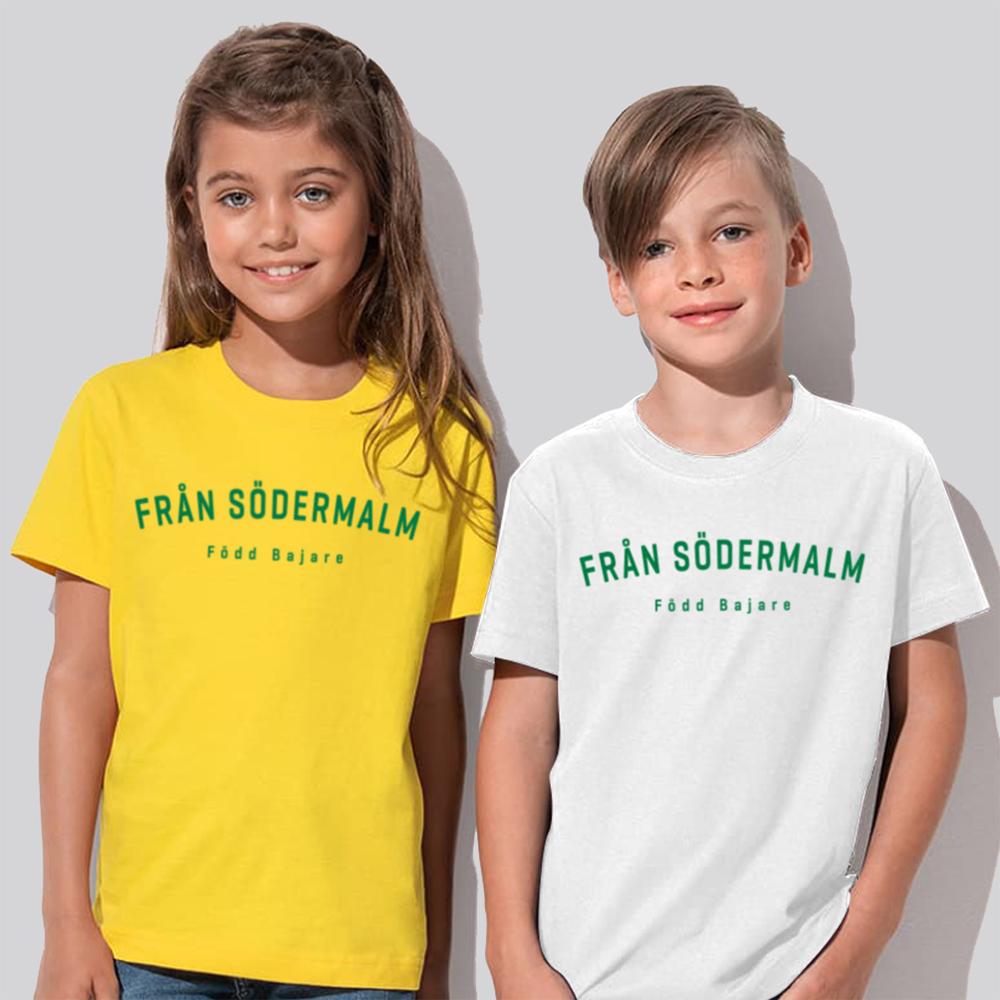 """2-pack """"Från Södermalm - Född Bajare"""""""