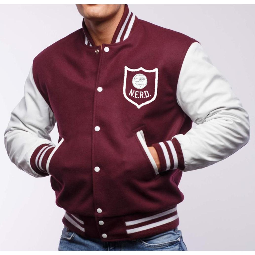 N.E.R.D. College Jacket