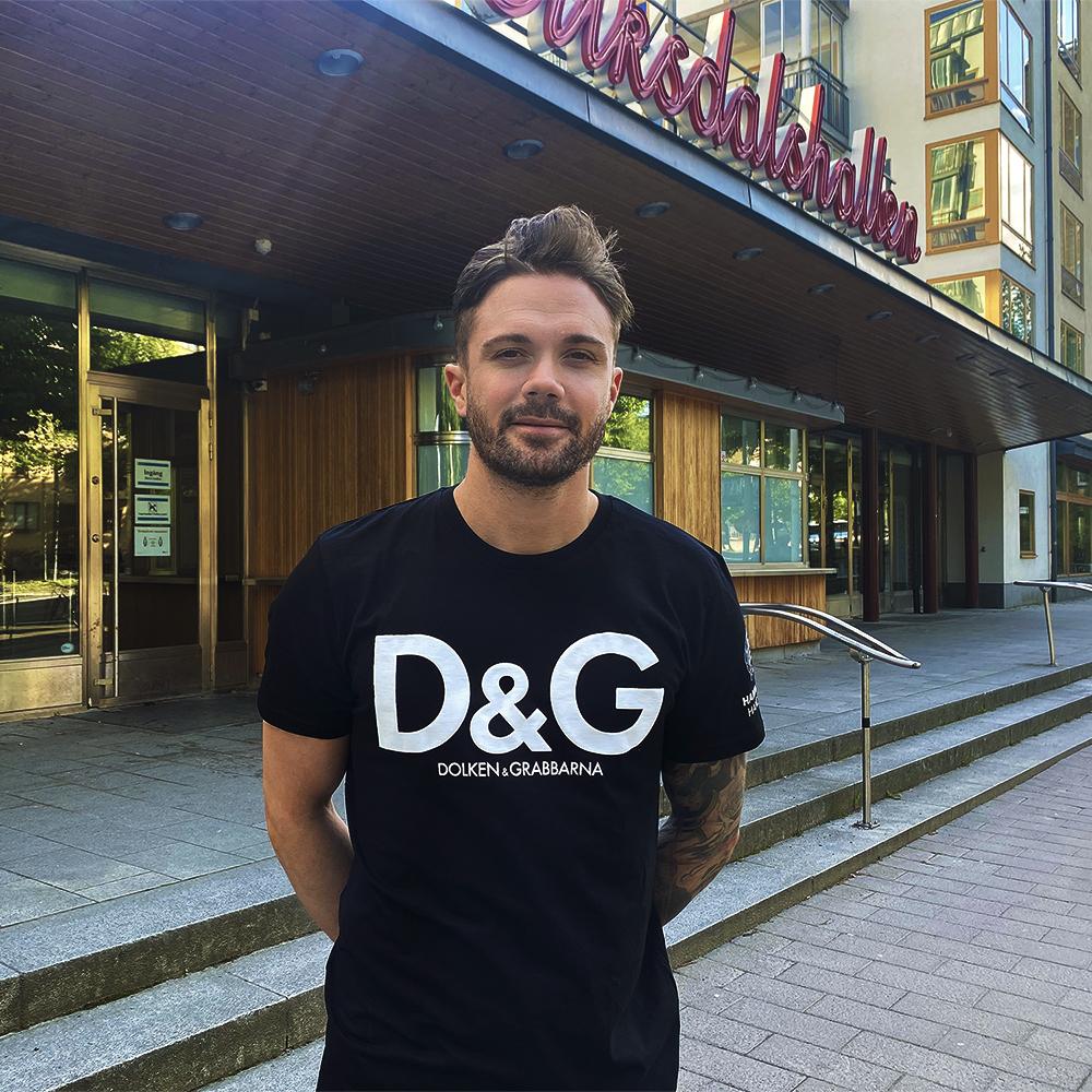 Dolken & Grabbarna T-shirt
