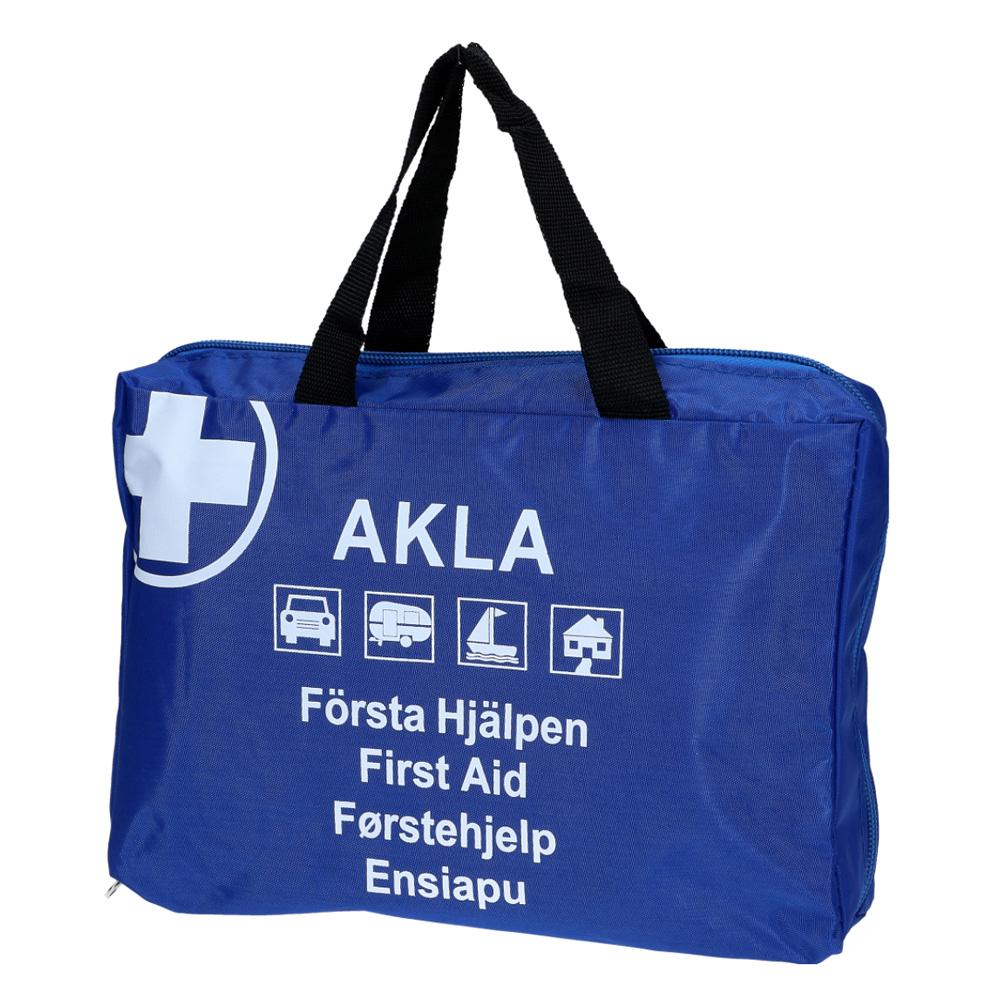 Första hjälpen-kudde med reflexväst – AKLA Flex
