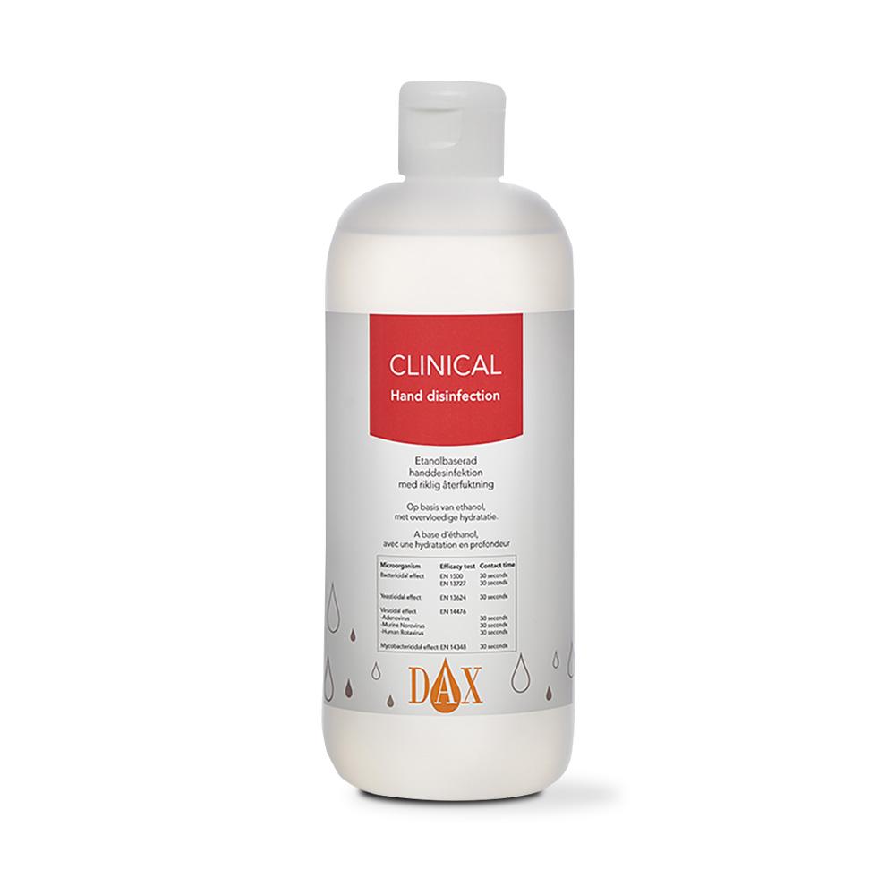 DAX Clinical Handdesinfektion 500 ml