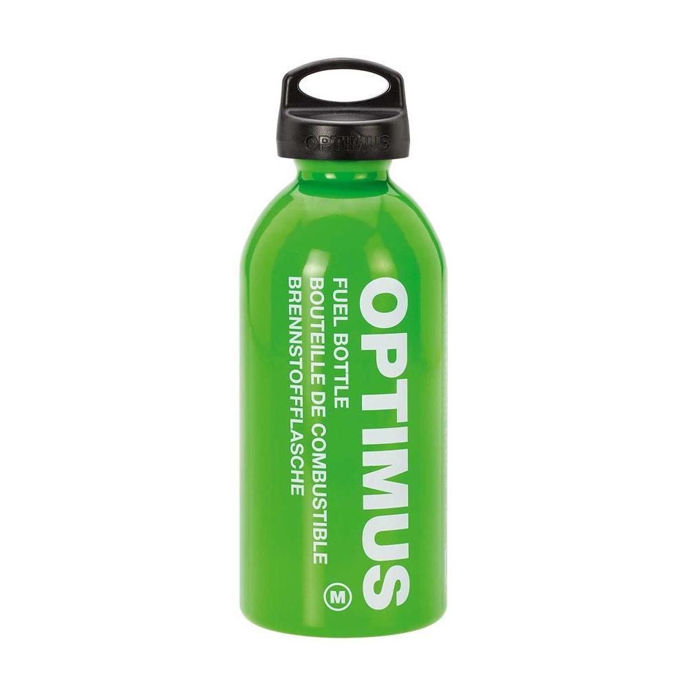Optimus bränsleflaska i aluminium - 0,6l