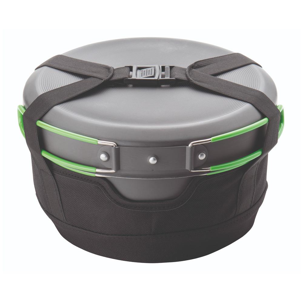 Optimus Terra Camp 4 Pot Set – kokkärl för friluftskök