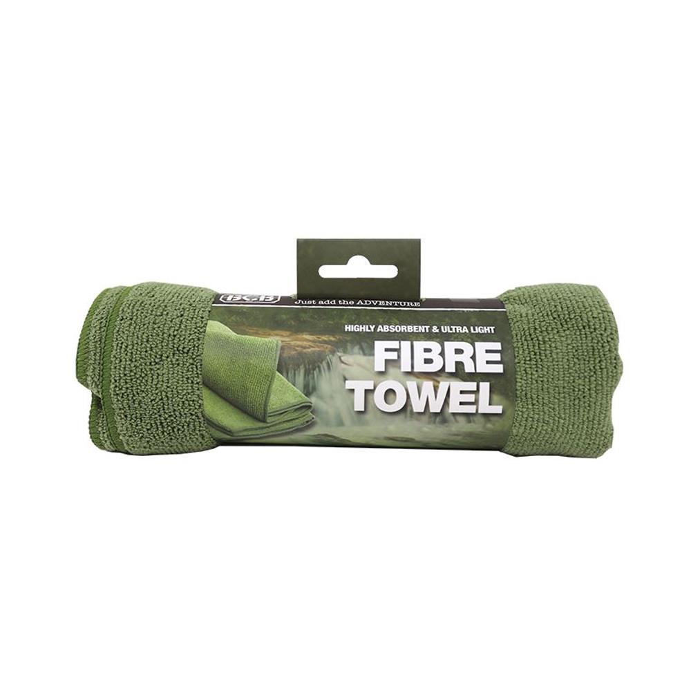Microfiber handduk – lätt & snabbtorkande 40 x 80 cm