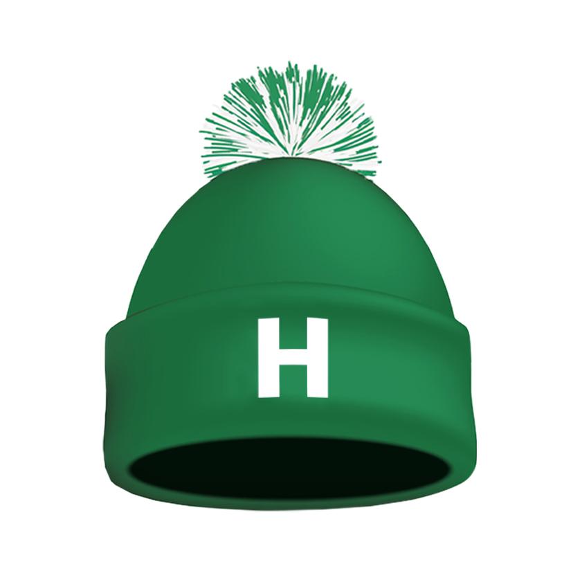 Vintermössa med H